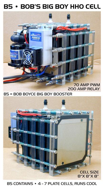 B4 Bob S Big Boy Hho Cell System Bob Boyce Cell B4 Big