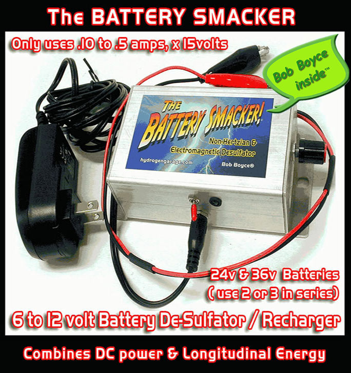 Battery Smacker (U assemble)