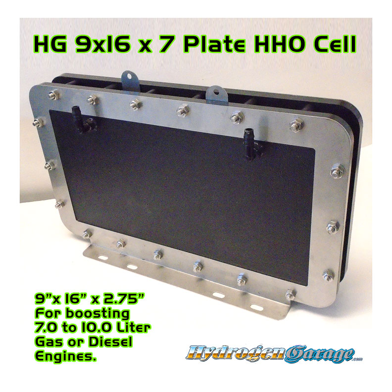 HG H7 • 9X16 Hydroxy Gas™ Cell Block
