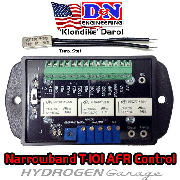 Narrow Band AFR Control Center T-101