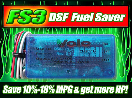 Volo FS3 Fuel Saver Chip