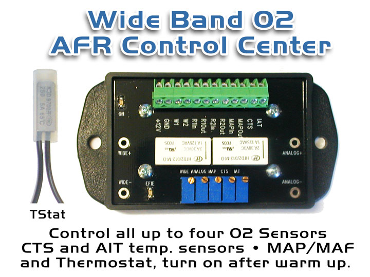 Wide Band AFR Control Center - Click Image to Close