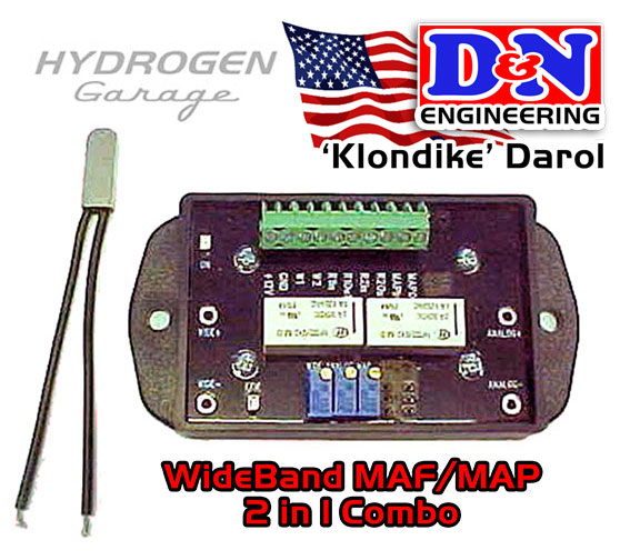 WideBand EFIE & MAF/MAP 2 in 1- Combo